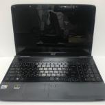 Ноутбук Acer aspire 5739G, Новосибирск