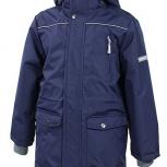 Куртка мужская Huppa синяя, новая, Новосибирск