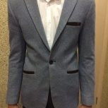 Продам пиджак на юношу ''Darzzi'' новый, Новосибирск