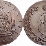 Россия / Сузун 10 копеек 1776 Копия. Сибирская монета, Новосибирск