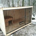 7 Вольеры для собак, курятники, Новосибирск