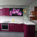 Кухонный гарнитур «Постформинг пластик», Новосибирск