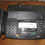 телефон факс Panasonic KX-FT67, Новосибирск