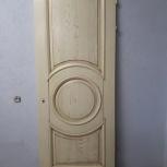 Дверь из ясеня., Новосибирск