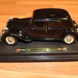 Машина модель (игрушка) Burago Made in Italy, Новосибирск