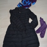 Продам пальто стеганое, Новосибирск
