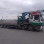 Самогруз 7 тонн. Аренда самогруза. Услуги самогруза. Заказ самогруза, Новосибирск