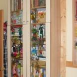 шкафы книжные 3 шт, Новосибирск