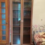 Шкаф книжный застекленный, Новосибирск