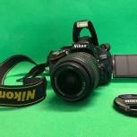 Зеркальный фотоаппарат Nikon D5100 Kit 18-55vr, Новосибирск