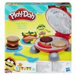 Игровой набор Play-Doh «Бургер гриль»  с пластилином, Новосибирск