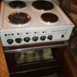 Продам эл,печь Электра 1002 на запчасти, Новосибирск