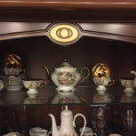 Чайный сервиз мадонна, Новосибирск