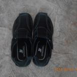 Продам  новые черные мужские босоножки. Размер 44, Новосибирск