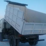 Вывоз строительного и бытового мусора малогабаритными самосвалами, Новосибирск