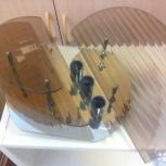 Продам люстру, стекло, цвет коричневый, Новосибирск
