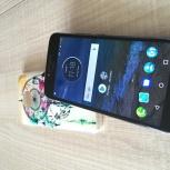 Продам телефон Moto E4 Plus, Новосибирск