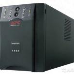Продам ИБП APC Smart-UPS 1000  SUA 1000I USB, Новосибирск