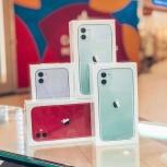 iPhone 11 64 Фиолетовый РСТ новый, Новосибирск