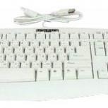 Продам Клавиатура Delux  Modecom DLK-7008U USB White, Новосибирск