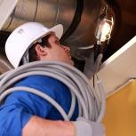 Услуги электрика электрик на дом Вызов электрика. Вызвать электрика 24, Новосибирск