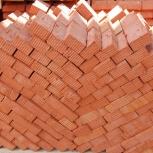 Кирпич строительный, цена с доставкой до объекта, Новосибирск