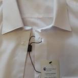 Новая белая рубашка (Nicolo Angi), Новосибирск