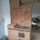 Чистка ремонт печей кладка, Новосибирск