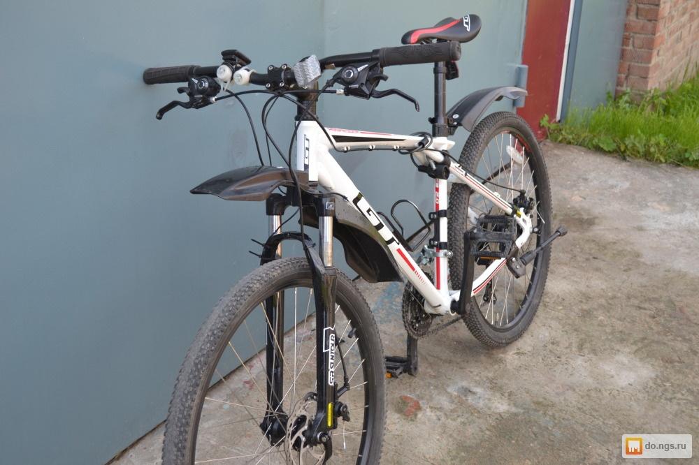 Горный велосипед GT Aggressor 2.0 + бонус б у Цена - 17990.00 руб ... a5e25993b0fea