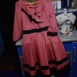 Платье нарядное новое 50 размер, Новосибирск