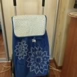Продам сумку-тележку, Новосибирск