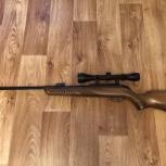 Продам пневматическую винтовку Camo Hunter 440, Новосибирск