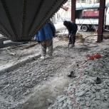 Аренда компрессора с отбойными молотками, демонтаж стен и перекрытий, Новосибирск