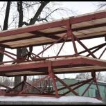 Инвентарные шарнирно-панельные подмости каменщика, Новосибирск