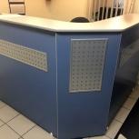Продам офисную мебель б/у, Новосибирск
