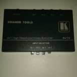 Механический коммутатор Kramer 4 1V, Новосибирск