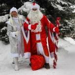 Дед мороз и снегурочка!, Новосибирск