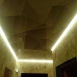 Натяжной потолок в санузле до 5 м.кв. (шт.), Новосибирск