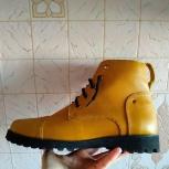 Продам новые унисекс ботинки TREK рр40,5, Новосибирск