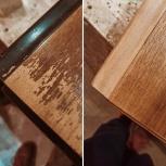 Ремонт и реставрация деревянных изделий, Новосибирск