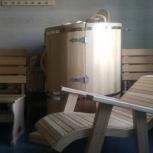 Мебель из кедра для сауны или бани, Новосибирск