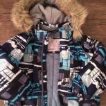 Продам зимний костюм Huppa на мальчика, р-р 110, Новосибирск