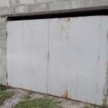 Ворота распашные гаражные ., Новосибирск