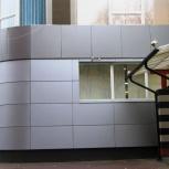 алюкобонд Goldstar. алюминиевые композитные панели, Новосибирск