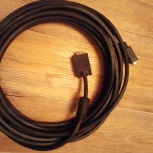 Продам кабель vga 10 метров, Новосибирск