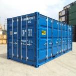 Продам контейнеры морские, Новосибирск