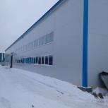 Строим ангары склады, цеха, магазины, Новосибирск