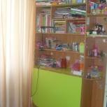 Продам стеллаж для школьника с партой, Новосибирск