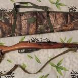 пневматическая винтовка Gletcher m1891 кастом + чехол, Новосибирск