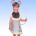 Новогодний детский костюм Мышки, Новосибирск